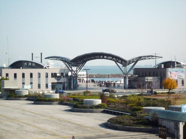 琵琶湖汽船 大津港旅客ターミナル (ビワイチサイクルサポートステーション)(サイクリングステーション) image