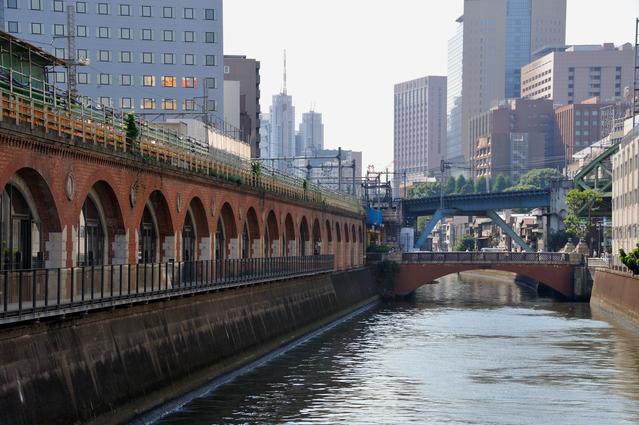 万世橋 image