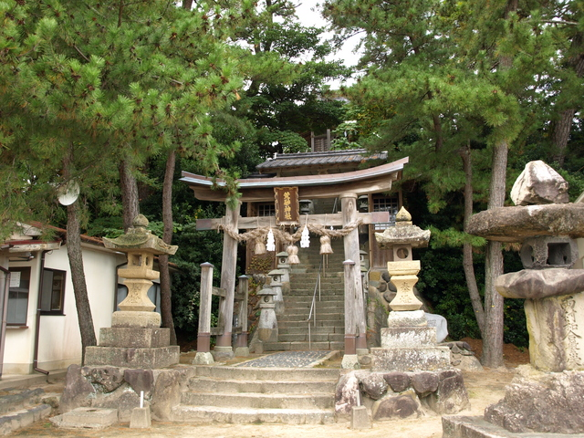 荒砂神社 image