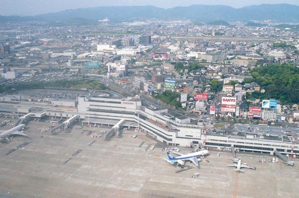 福岡空港 国際線ターミナルビル image