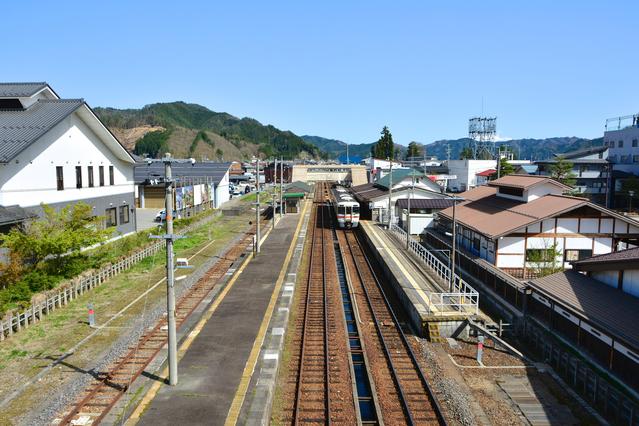 飛騨古川駅前 image