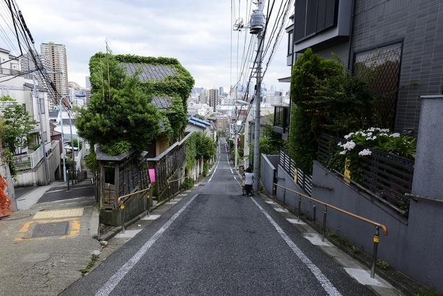 富士見坂(高田) image