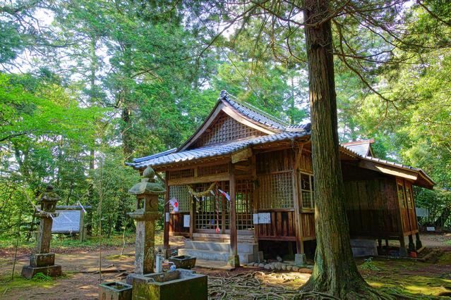 雨宮神社 image