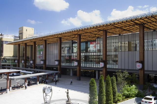 長野駅前 image