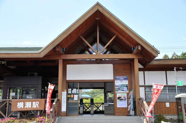 横瀬駅前 image
