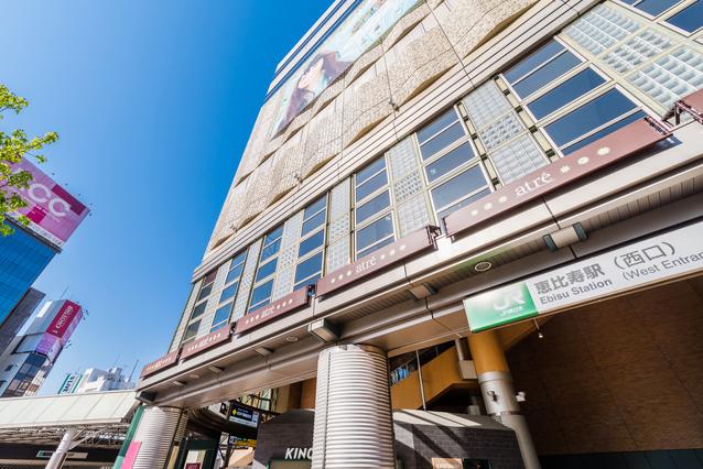 恵比寿駅前 image