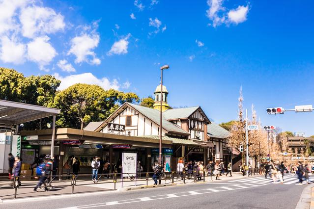 原宿駅前 image