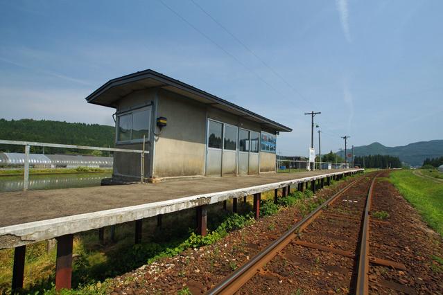 前田南駅前