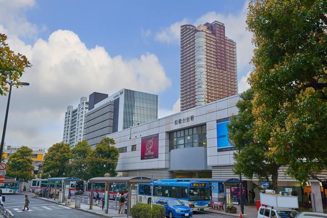 武蔵小杉駅北口前 image
