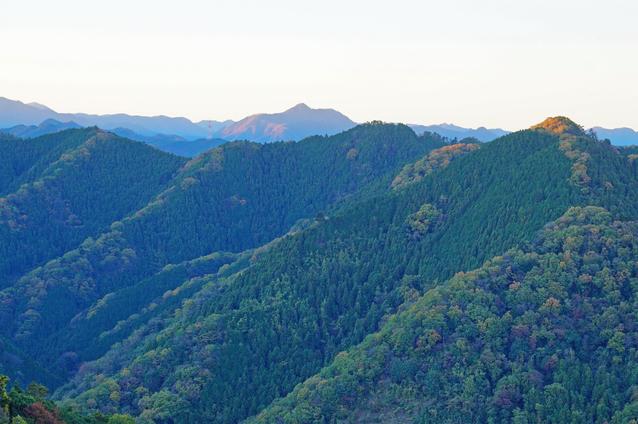 大岳山 image