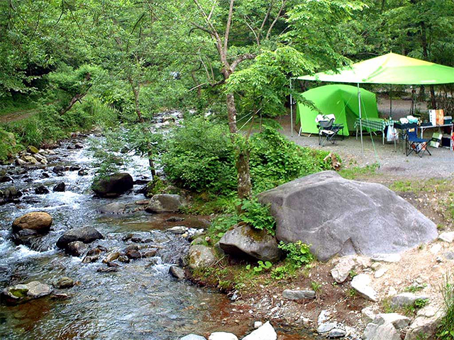 道志の森キャンプ場 image