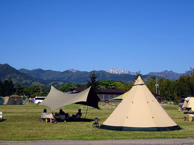 やまもり温泉キャンプ場 image