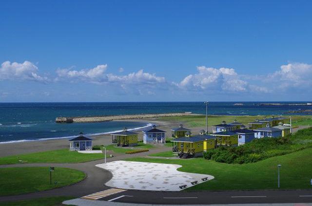 三石海浜公園オートキャンプ場 image