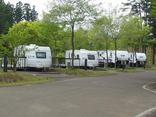 北欧の杜公園オートキャンプ場 image