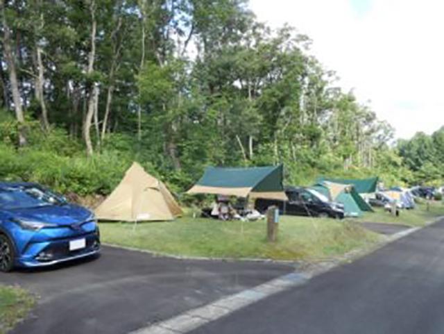 サンビレッジ徳良湖オートキャンプ場 image