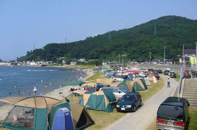 鼠ヶ関キャンプ場 image