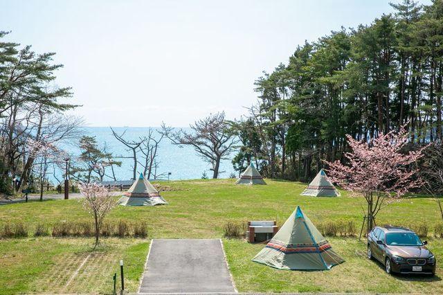 休暇村気仙沼大島キャンプ場 image