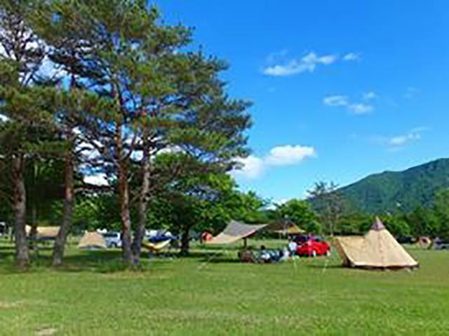 吹上高原キャンプ場 image