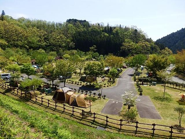 いわき市遠野オートキャンプ場 image