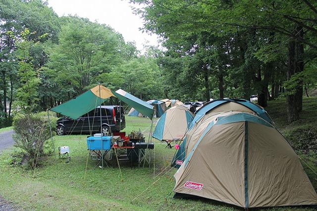 羽鳥湖畔オートキャンプ場 image
