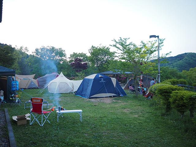 石岡市つくばねオートキャンプ場 image