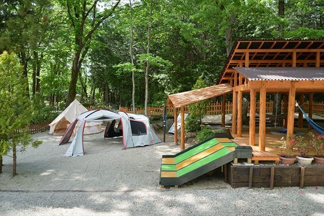 キャンプ・アンド・キャビンズ那須高原 image