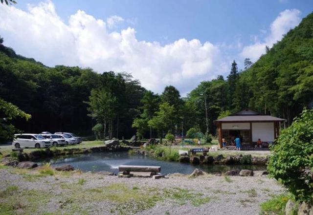 ナラ入沢渓流釣りキャンプ場 image