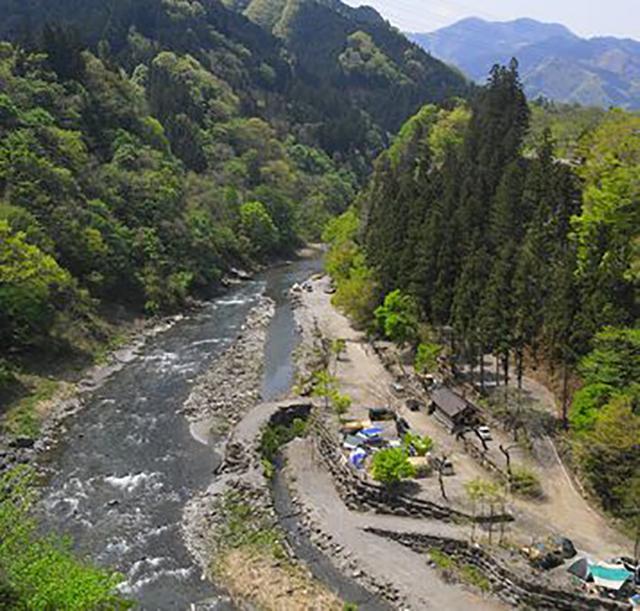 将門の滝オートキャンプ場 鈴加園 image
