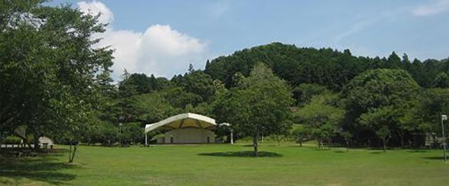 千葉県立内浦山県民の森キャンプ場 image