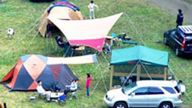緑の休暇村青根キャンプ場 image