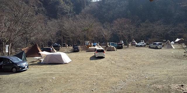 新戸キャンプ場 image