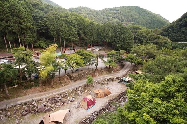 西丹沢 大滝キャンプ場 image