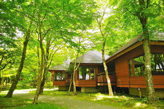 Fun Space(ファン スペース) 芦ノ湖キャンプ村 レイクサイドヴィラ image