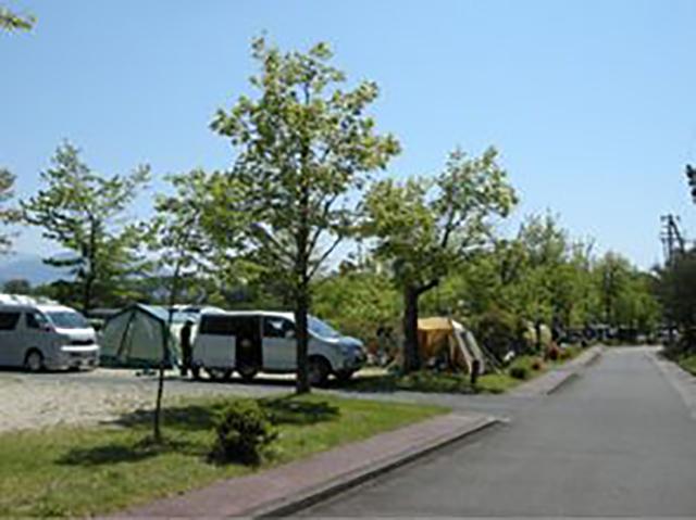 椛の湖オートキャンプ場 image