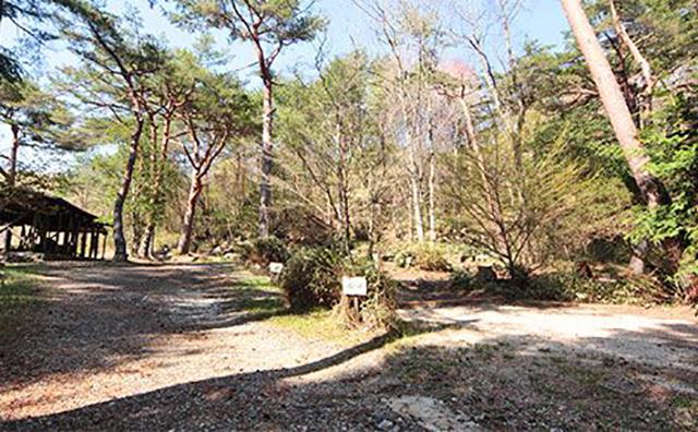 根の上高原保古の湖キャンプグラウンド image