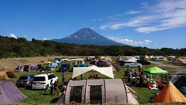 朝霧ジャンボリーオートキャンプ場 image