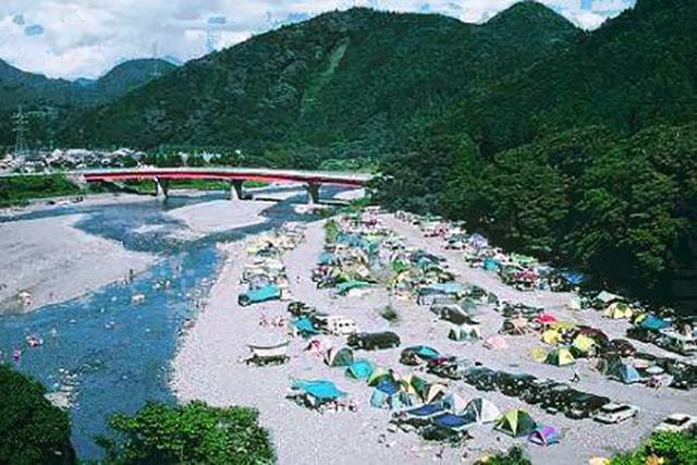 秋葉オートキャンプ場 image