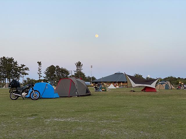 渚園キャンプ場 image