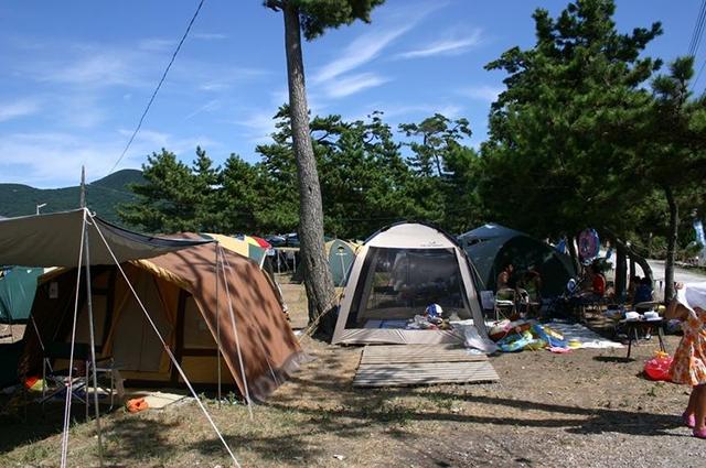 仁崎キャンプ場 image