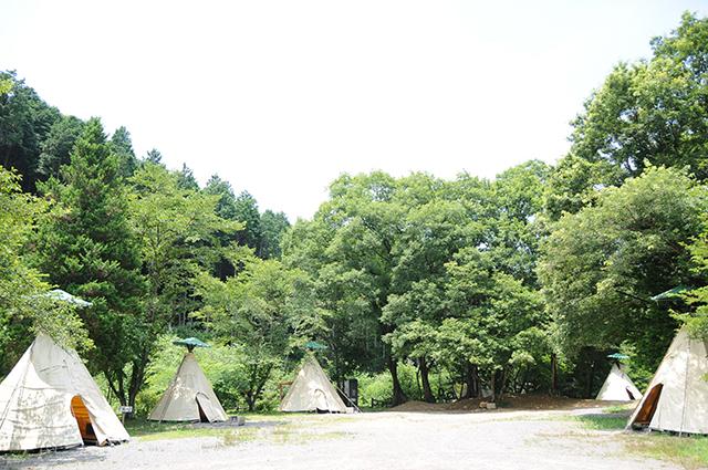 アウトドア・ベース 犬山キャンプ場 image
