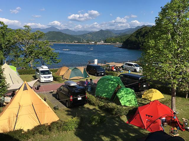 孫太郎オートキャンプ image