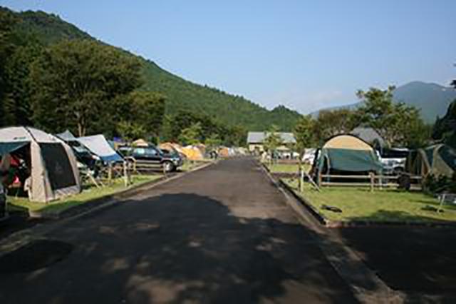 千枚田オートキャンプ場 image