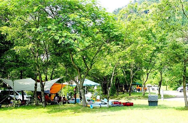西俣キャンプ場 image