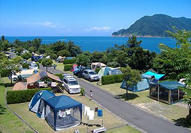 赤礁崎オートキャンプ場 image