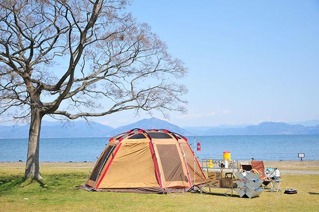 六ツ矢崎浜オートキャンプ場 image