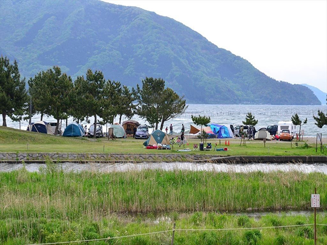 マキノサニービーチ 知内浜オートキャンプ場 image
