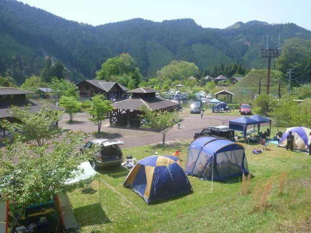 宇津峡公園キャンプ場 image