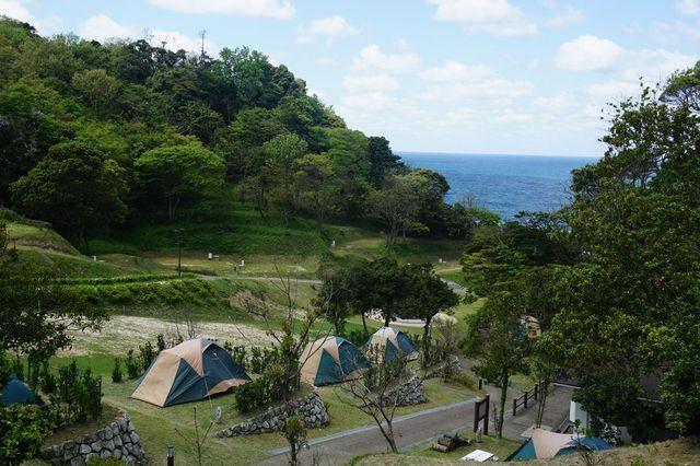 休暇村竹野海岸キャンプ場 image