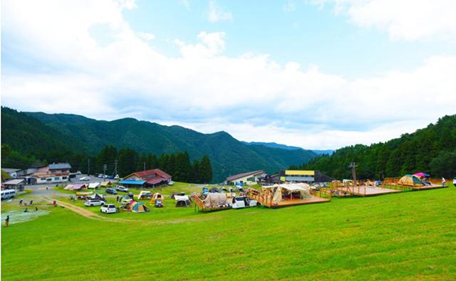 若杉高原おおやキャンプ場 image