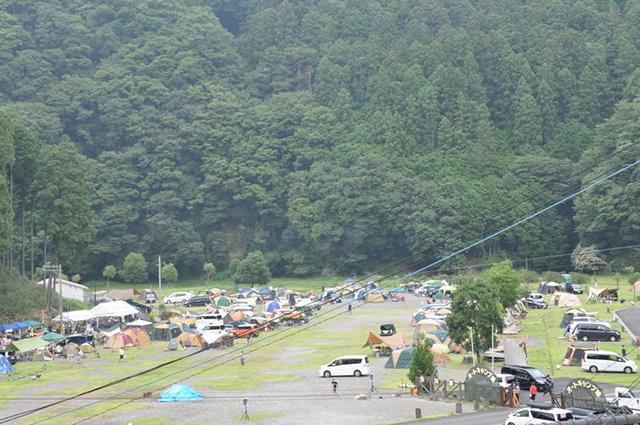 白川渡オートキャンプ場 image